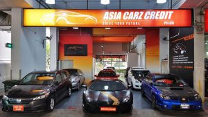 Asia Carz Car Dealer Singapore Shop